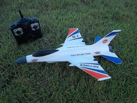 สั่งซื้อ F-16 บังคับวิทยุ ราคา 1400 บาท เครื่องบินบังคับพร้อม้ล่น
