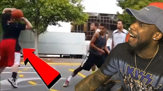 REACTING TO THE BEST/WORST(CRINGE) JUMPSHOTS EVER! FAN SUBMITTED! MUST WATCH!