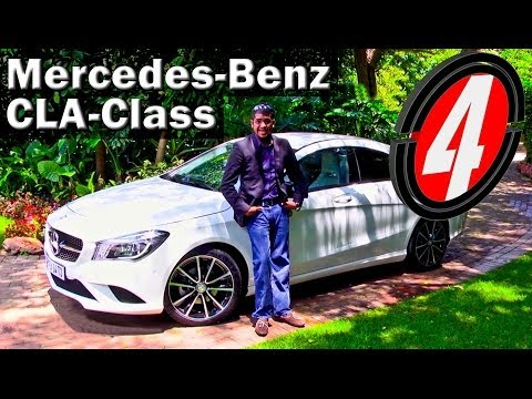 Mercedes-Benz CLA 180   New Car Review