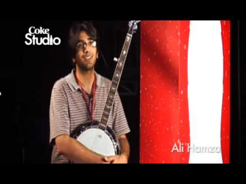 Yar Daddi Ali Zafar -- BTS Coke Studio...