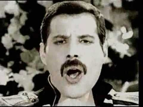 Freddie Mercury - Freddie Mercury - Living on My Own