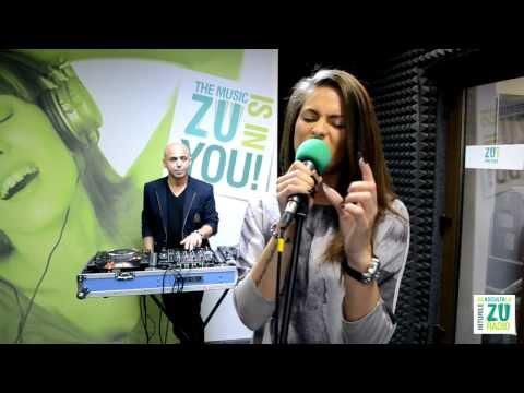 Raluka - Aroma (& DJ Sava) (Live @ Radio ZU, 2013)