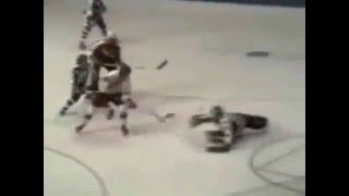 1974 г. Канада-СССР. Знаменитый Гол Валерия Харламова