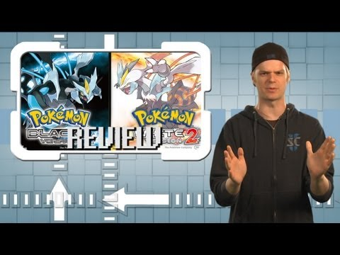 Pokemon Black and White 2 Review w/ HuskyStarcraft - The Good. the Bad. and the Rating - TGS