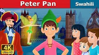 Peter Pan in Swahili | Hadithi za Kiswahili | Katuni za Kiswahili | Swahili Fairy Tales