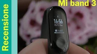 RECENSIONE Xiaomi Mi band 3, la mia preferita
