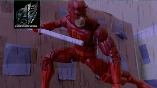 Daredevil Stop Motion-[The Man without Fear] Daredevil vs Boomerang