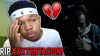 Xxxtentacion Moonlight Official Music Audio Reaction