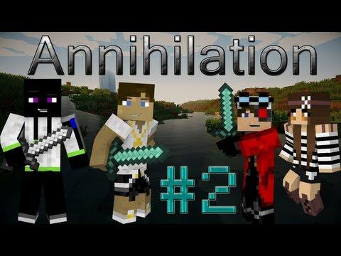 Annihilation с Деном, Мией и Фокусом, Часть №2 Да что тут происходит