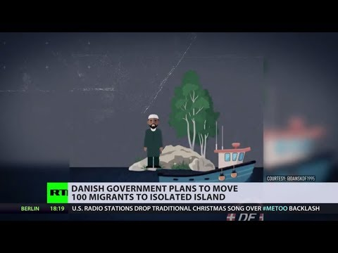 Denmark to ship unwanted refugees to remote island
