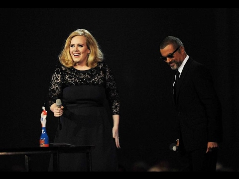 Adele Tribute to George Michael Fastlove