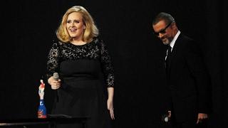 Adele Tribute to George Michael Fastlove