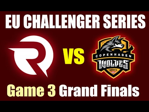Origen vs Copenhagen Wolves Academy | Game 3 Grand Finals S5 EUCS Spring 2015 | OG vs CWA G3 finals