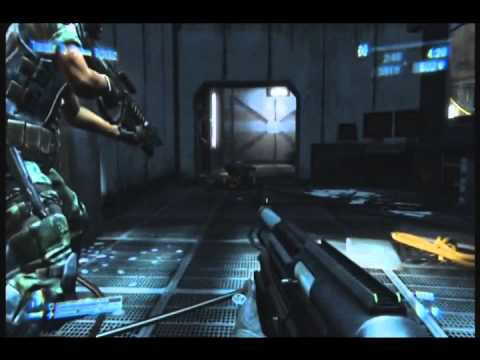 Aliens Colonial Marines Survivor Gameplay