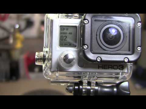 New GoPro Hero 3 Black Edition WiFi Remote : Functions & Setup