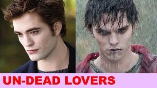 Warm Bodies - Warm Bodies 2013 vs Twilight Movies : Beyond The Trailer
