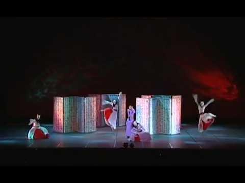 「情怨の廓」日本女子体育大学モダンダンス部 Music Videos