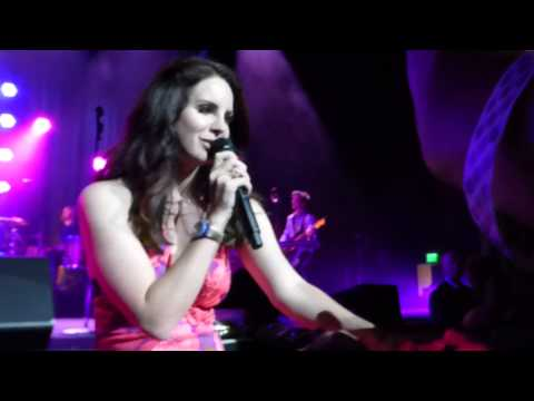 Lana Del Rey - Ride Live Hd (2014) The Chelsea Las Vegas video