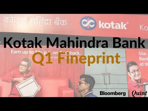 Kotak Mahindra's Q1 profit jumps 4 times