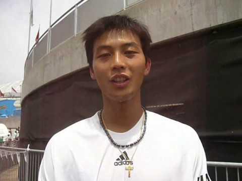 Lunar New Year Greetings from Rendy Lu Yen-Hsun at Australian Open