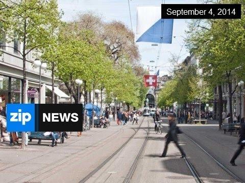 Switzerland Tops Economic Survey - Sep 4, 2014
