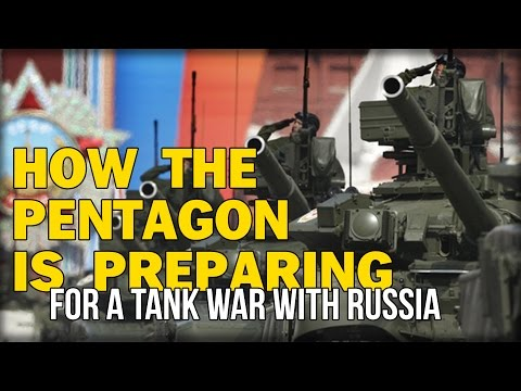 HOW THE PENTAGON IS PREPARING FOR A TANK WAR WITH RUSSIA