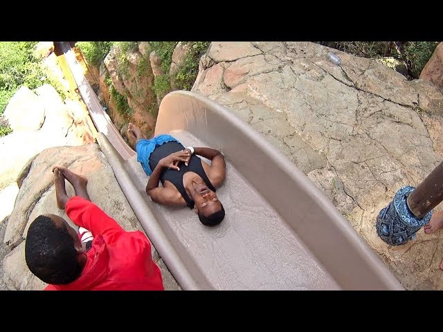 Valley of Waves Sun City in South Africa Kwaito Music Clip!