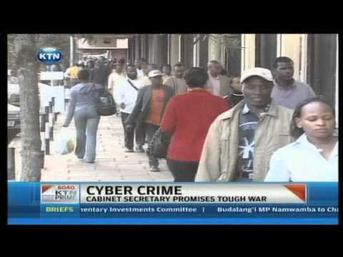 Fred Matiang'i ICT secretary to tackle cyber crime in Kenya