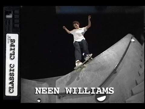 Skateboarding Classic Clips #272 Neen Williams
