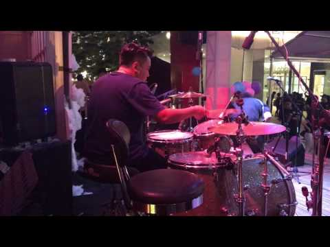 Glenn Fredly - Malaikat Juga Tahu (Drum Cam) cover by Lampu Taman Project