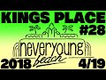 #28 【THE KINGS PLACE】 never young beach (巽啓伍 鈴木健人 安部勇磨)