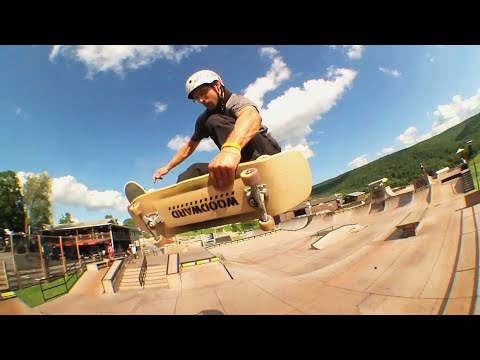 Shaping and Shredding with Tommy Ries