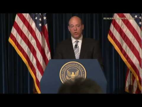 A Reagan Forum with Ari Fleischer — March 19, 2013