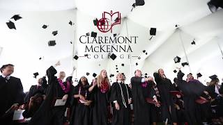 Claremont McKenna College Commencement 2018 (highlights)