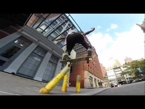 Skate All Cities – GoPro Vlog Series #062 / Off The Grid