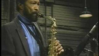 "Hank Crawford playing ""The Peeper"" on Night Music"
