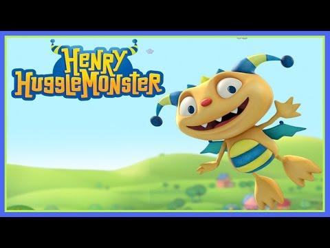 Henry Hugglemonster Full Game - Full Henry Hugglemonster Game - Henry's Roarsome Rescue!