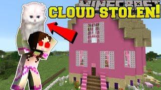 Minecraft: CLOUD IS STOLEN!!! - JEN