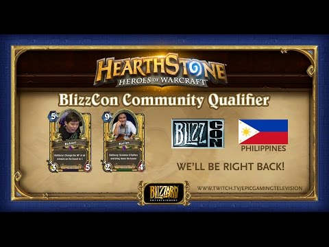 BlizzCon Community Qualifier - Philippines : TheSandman vs Staz