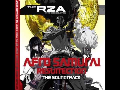 Afro Samurai Resurrection Ost - 01 - Combat (afro Season 2 Open Theme) video