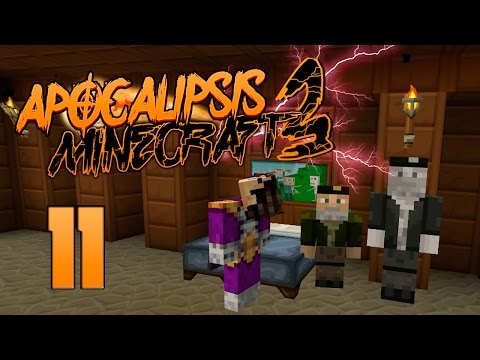 EL PLAN D!! | #APOCALIPSISMINECRAFT3 | EPISODIO 11 | WILLYREX Y VEGETTA