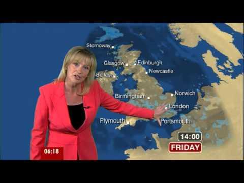 CAROL KIRKWOOD:-Helia-: BBC WEATHER - Breakfast -  19th.July.2012.