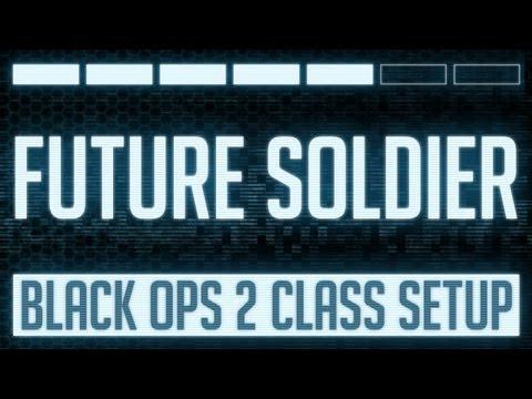 Future Soldier : Black Ops 2 SMR Class Setup