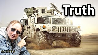 The Truth About Military Vehicles
