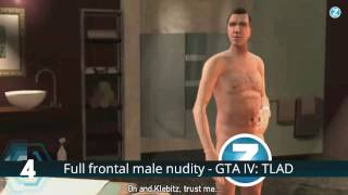 Top 5 - Shocking moments in the GTA series