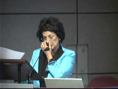 Janet Afary - Drs Fereidoun And Katharine Mirhady Endowed Lecture In Iranian Studies. video