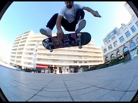 Quartersnacks Lucas Puig Oceanside Remix