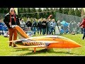 STUNNING RC FLIGHT WITH SPEED / FUTURA JET AT THE LIMIT SHOW FLIGHT BY BERND PÖTING