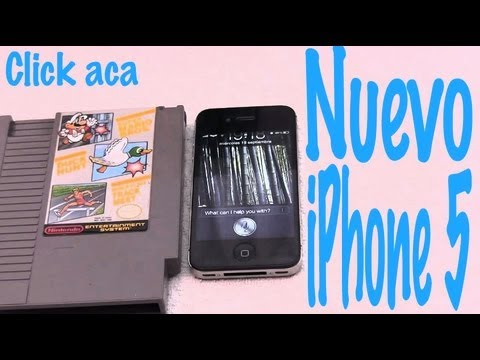 Video: Iphone 5 (La nueva era)