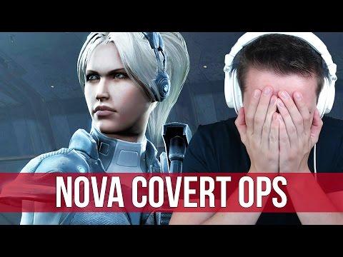 StarCraft 2: Nova Covert Ops - Flashpoint on Brutal! (Mission 6)